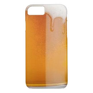 Capa iPhone 8/ 7 caso engraçado de IPhone 6 da cerveja