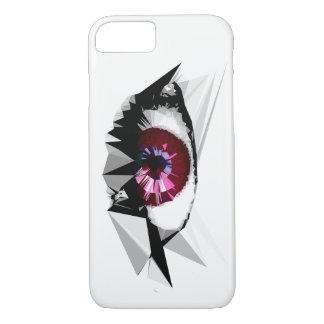 Capa iPhone 8/ 7 Caso fêmea geométrico do iPhone 7 do design do