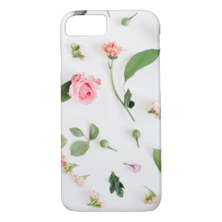 Capa iPhone 8/ 7 caso floral do iPhone 7