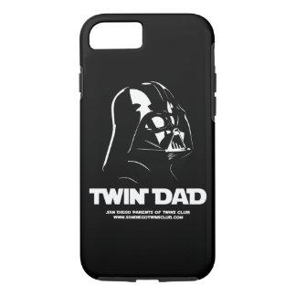 Capa iPhone 8/ 7 Caso gêmeo do iPhone 7 do pai de Darkside