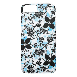 Capa iPhone 8/ 7 Caso moderno do iPhone 7 do design floral -