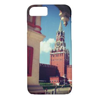 Capa iPhone 8/ 7 caso Moscovo do iPhone 7