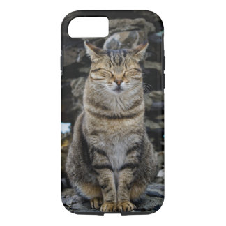 Capa iPhone 8/ 7 Caso resistente do iPhone 7 de Apple com o gato de