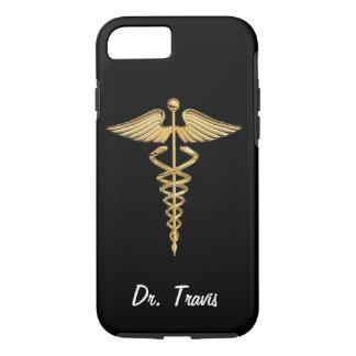 "Capa iPhone 8/ 7 CASO RESISTENTE do iPhone 7 do ""médico"""