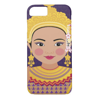 Capa iPhone 8/ 7 Caso tailandês de Matryoshka