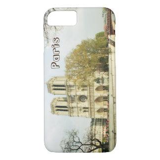 Capa iPhone 8/ 7 Catedral de Notre Dame
