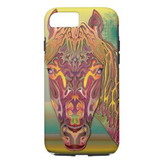 Capa iPhone 8/ 7 Cavalo de Borgonha