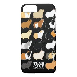 CAPA iPhone 8/ 7 CAVY DA EQUIPE