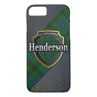 Capa iPhone 8/ 7 Celebração do Scottish de Henderson do clã