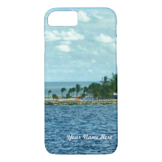 Capa iPhone 8/ 7 Cena tropical
