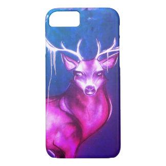 Capa iPhone 8/ 7 Cervos da arte da rua