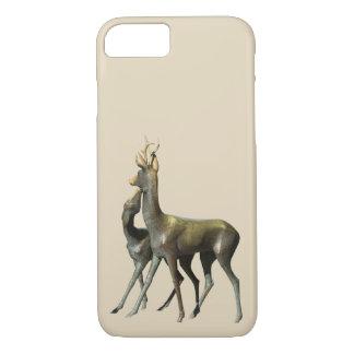 Capa iPhone 8/ 7 Cervos no amor