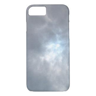 Capa iPhone 8/ 7 Céu nebuloso eu telefono ao caso 7
