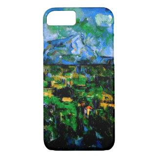 Capa iPhone 8/ 7 Cezanne - Mont Sainte Victoire