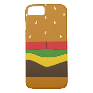 Capa iPhone 8/ 7 Cheeseburger
