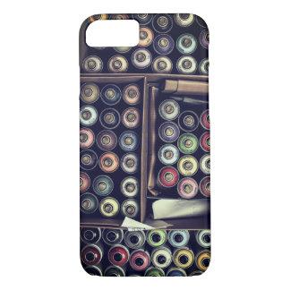 Capa iPhone 8/ 7 Cheio armazenado na pintura pistola