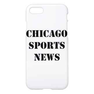 Capa iPhone 8/7 Chicago ostenta a notícia