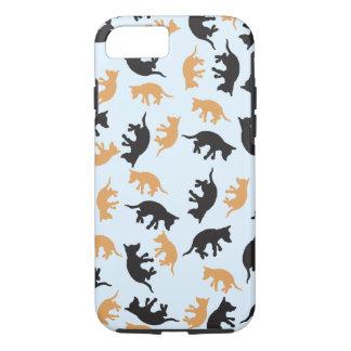 Capa iPhone 8/ 7 Chovendo chihuahuas e terrier de rato