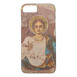 Capa iPhone 8/ 7 chri ortodoxo de jesus do deus da religião da