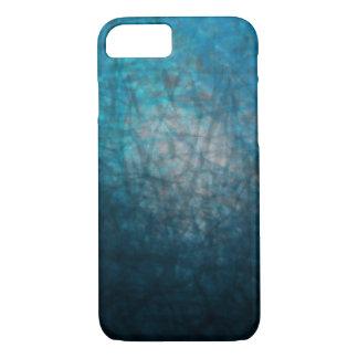 Capa iPhone 8/ 7 Ciano atmosférico - iPhone de Apple 8/7 de caso