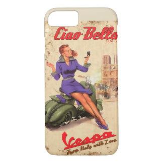 Capa iPhone 8/ 7 Ciao Bella