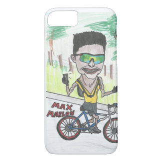 Capa iPhone 8/ 7 Ciclista