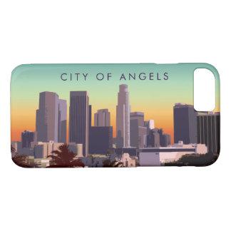 Capa iPhone 8/ 7 Cidade dos anjos