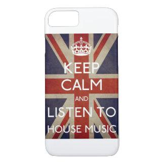Capa iPhone 8/ 7 Cobrir de Londres da música da casa