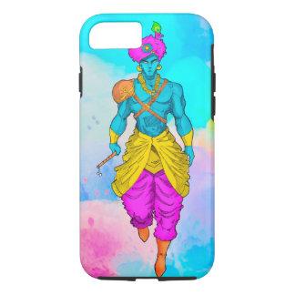 Capa iPhone 8/ 7 Cobrir do telefone do senhor Krishna