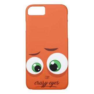 Capa iPhone 8/ 7 Cody eyed louco