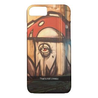 Capa iPhone 8/ 7 Cogumelo nao assustador