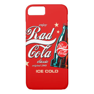 Capa iPhone 8/ 7 Cola do Rad