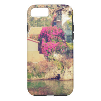 Capa iPhone 8/ 7 coleção do viagem. Piscina