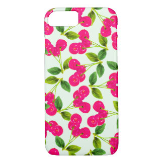 Capa iPhone 8/ 7 Colheita de cereja