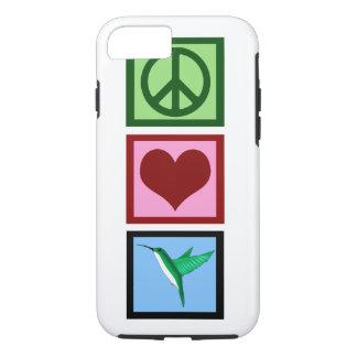 Capa iPhone 8/ 7 Colibri bonito