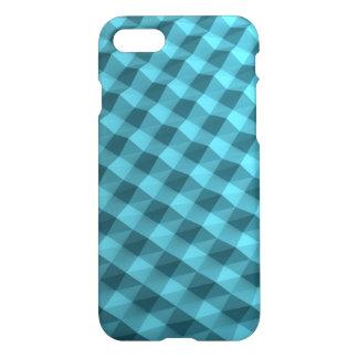 Capa iPhone 8/7 Colisão azul que olha o caso