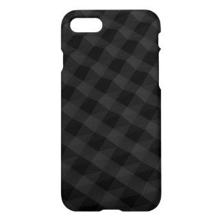 Capa iPhone 8/7 Colisão do negro como o azeviche que olha o caso