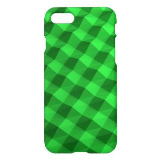 Capa iPhone 8/7 Colisão verde que olha o caso