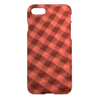 Capa iPhone 8/7 Colisão vermelha que olha o caso