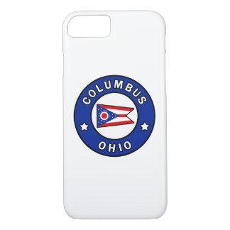 Capa iPhone 8/ 7 Columbo Ohio