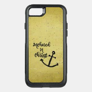 Capa iPhone 8/7 Commuter OtterBox Ancorado em citações do cristo