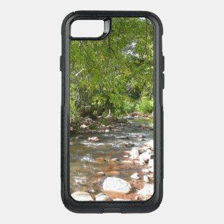 Capa iPhone 8/7 Commuter OtterBox Angra II do carvalho na fotografia da natureza da