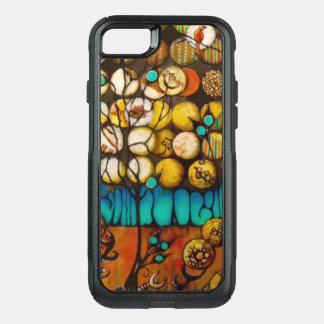 Capa iPhone 8/7 Commuter OtterBox Árvore da caixa da caixa da lontra da vida