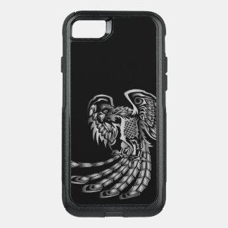 Capa iPhone 8/7 Commuter OtterBox Ascensão de prata de Phoenix