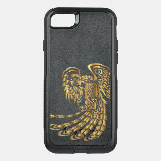 Capa iPhone 8/7 Commuter OtterBox Ascensão dourada de Phoenix