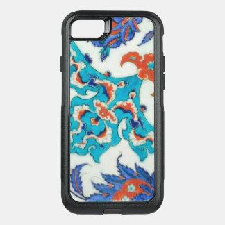 Capa iPhone 8/7 Commuter OtterBox azulejo do iznik