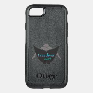 Capa iPhone 8/7 Commuter OtterBox Bens Freediver da viagem ao trabalho do iPhone 7