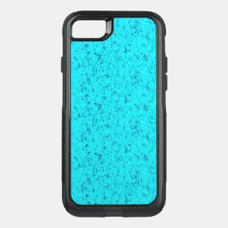 Capa iPhone 8/7 Commuter OtterBox Caixa de mármore da caixa da lontra dos azuis