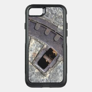 """Capa iPhone 8/7 Commuter OtterBox Capa de telefone - coleção urbana """"estrada"""