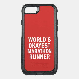 Capa iPhone 8/7 Commuter OtterBox Capa de telefone do corredor de maratona do